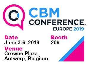 CBM Conference Europe 2019