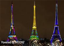 日法建交160周年的埃菲尔铁塔灯光秀,这家中国企业为何能成功抢戏?