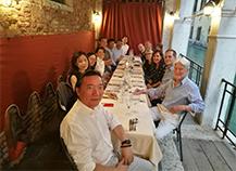 热烈庆祝鸣志工业(欧洲)有限公司成立十周年