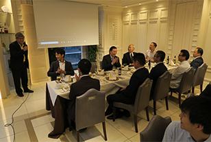 热烈庆祝鸣志日本公司五周年庆典圆满落幕