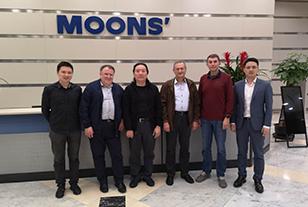 Technosoft 核心团队成员受邀来访鸣志总部