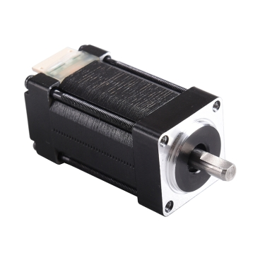 MS08HY5F4060-1-NEMA 8 标准混合式步进电机